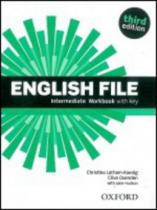 English File Intermediate Workbook with key - Christina Latham-Koenig; Clive Oxenden; Paul Selingson