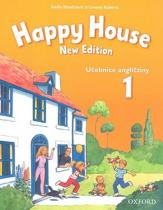 Oxford University Press Happy House 1 New Edition Class Book CZ - Maidment Stella
