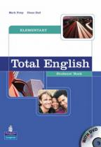 Total English Elementary Students´ Book w/ DVD Pack