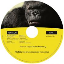 Kong the Eighth Wonder of the World Book/CD Pack - Level 2 - Coleen Degnan-Veness