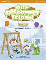 Our Discovery Island Starter Activity Book and CD-ROM Pack