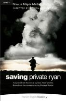 Level 6: Saving Private Ryan Book and MP3 Pack (Collins Max Allan)(Mixed media product)