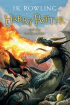Slovart Harry Potter and the Goblet of Fire - J. K. Rowling
