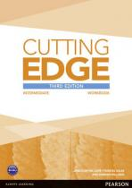 Cutting Edge 3rd Edition Intermediate Workbook without Key for Pack
