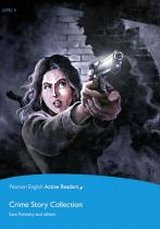 Level 4: Crime Story Collection Book and Multi-ROM with MP3 Pack - Sara Paretsky