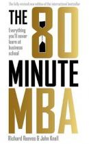 80 Minute MBA - Everything You'll Never Learn at Business School (Reeves)(Paperback)