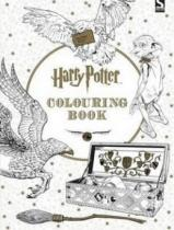 Tbs Harry Potter - Colouring Book