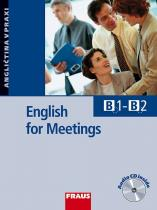 Fraus English for Meetings + Audio Cd