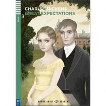 Charles Dickens YOUNG ADULT ELI READERS Stage 2 (CEF A2): GREAT EXPECTATIONS with AUDIO CD - DICKENS, Ch.