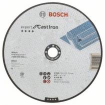 Bosch Řezný kotouč rovný Expert for Cast Iron AS 24 R BF, 230 mm, 3,0