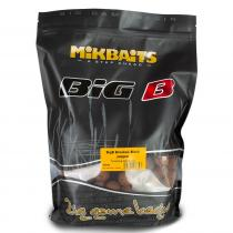 Mikbaits Big - BigB Broskev Black pepper 20mm 10kg