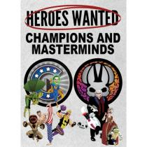 Action Phase Games Heroes Wanted: Champions and Masterminds