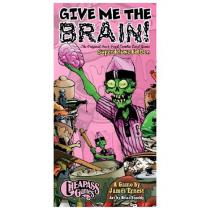 Cheapass Games Give Me The Brain Super Deluxe