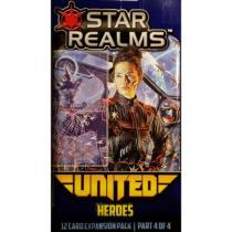 White Wizard Games Star Realms: United Heroes