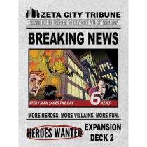Action Phase Games Heroes Wanted: Breaking News