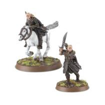 Games Workshop Hobbit Strategy Battle Game: Legolas Greenleaf Prince of Mirkwood