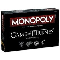 Winning Moves Monopoly: A Game of Thrones Collector s Edition