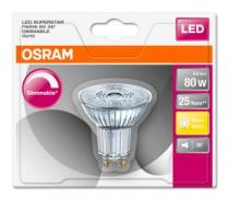 Osram LED SUPERSTAR PAR16 36° 230V 8W 827 GU10