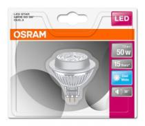 Osram LED STAR MR16 36° 230V 7,2W 840 GU5.3