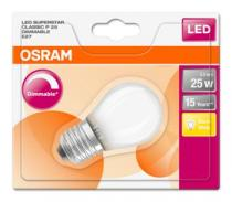 Osram LED SUPERSTAR ClasP 230V 3,3W 827 E27