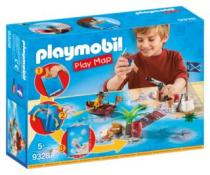 PLAYMOBIL Play Map Piráti 9328
