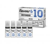 Flavourit DEFENDER 50/50 10mg 5x10ml
