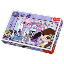 Trefl - Puzzle Littlest Pet Shop 160