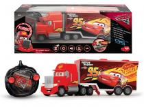 Dickie - Rc Cars 3 Turbo Mack Truck 46 Cm, 3Kan