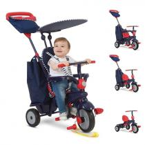 Smart Trike - tříkolka 675 Shine Touch Steering 4v1