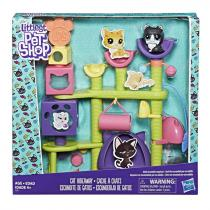 Hasbro - Littlest Pet Shop Set kočičí domeček