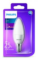 PHILIPS Lighting LED 4W/25W E14 WW B35 FR ND candle