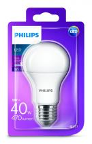 PHILIPS Lighting LED 5W/40W E27 CW A60 FR ND