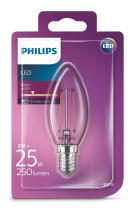 PHILIPS Lighting LED Classic 2W/25W E14 WW B35 CL ND mini candle