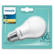 PHILIPS Lighting LED 8,5W/60W A60 E27 WW 230V FR ND