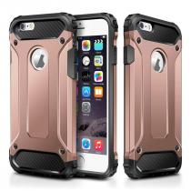 Forcell Armor Case pro iPhone 6s 6 - Růžový