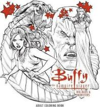 Dark Horse Comics Buffy The Vampire Slayer - omalovánky - kolektiv autorů