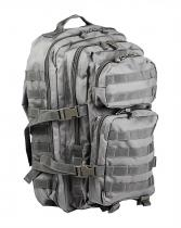 MILTEC ASSAULT Pack US 36l molle foliage LG