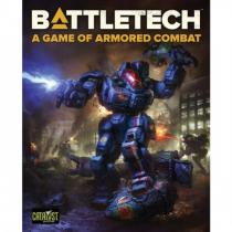 Catalyst Game Labs BattleTech: Game of Armored Combat