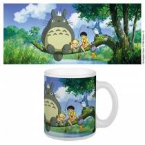 Semic Studio Ghibli - Totoro Fishing