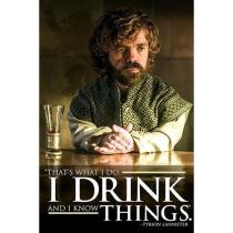 Pyramid International Game of Thrones - Drinking Tyrion