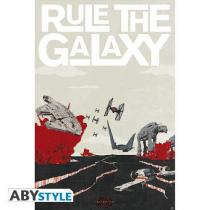 ABYstyle Star Wars: Last Jedi - Rule The Galaxy