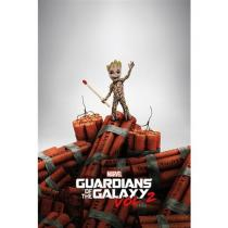 Pyramid International Guardians of the Galaxy 2 - Groot Dynamite