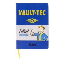 Gaya Entertainment Zápisník Fallout - Vault-Tec