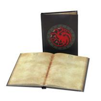 SD Toys Game of Thrones zápisník Targaryen A5