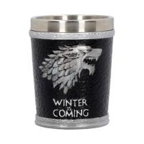 Nemesis Now Panák Game of Thrones - Winter is Coming
