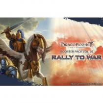 Bushiroad Dragoborne Rise to Supremacy Rally to War booster