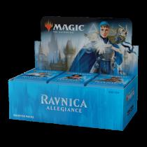 Wizards of the Coast Magic the Gathering Ravnica Allegiance Booster Box