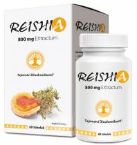 Simply You Pharmaceuticals REISHIA 800mg EXtractum 60 tobolek