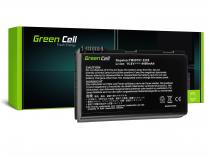 Green Cell AC09 Acer TravelMate 5220 5520 5720 7520 7720 Extensa 5100 5220 5620 5630 4400mAh Li-ion
