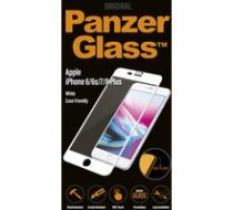 PanzerGlass EdgetoEdge pro Apple iPhone 6/6s/7/8 Plus bílé
